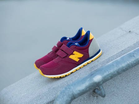 Children's Shoes sneakers New Balance KE420BYY