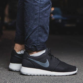 MEN'S SHOES SNEAKERS Nike Rosherun 511881 010