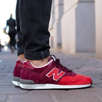 Men's Shoes sneakers New Balance Made In UK M576PRP