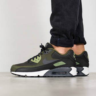 Men's Shoes sneakers Nike Air Max 90 Premium 700155 002