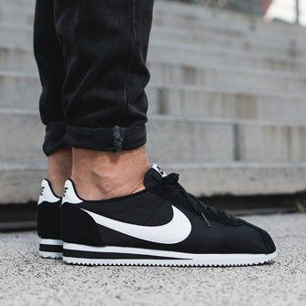 Men's Shoes sneakers Nike Classic Cortez Nylon 807472 011