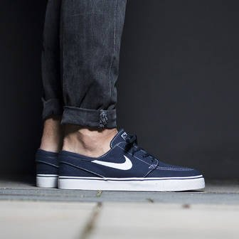Men's Shoes sneakers Nike SB Zoom Stefan Janoski Canvas 615957 414