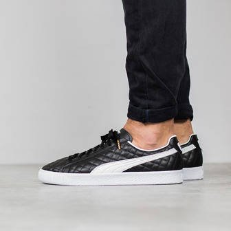 Men's Shoes sneakers Puma Clyde Dressed Part Deux FM 363636 02
