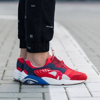 "Men's Shoes sneakers Puma Disc Blaze ""Athletic Pack"" 360860 01"