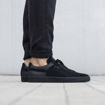 Men's Shoes sneakers Puma Suede Classic Casual Emboss 361372 01