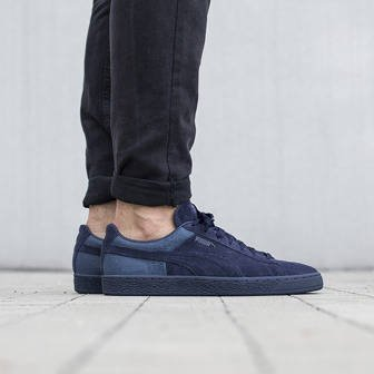 Men's Shoes sneakers Puma Suede Classic Casual Emboss 361372 02