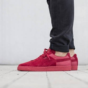 Men's Shoes sneakers Puma Suede Classic Casual Emboss 361372 03