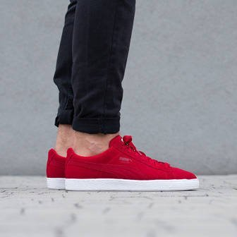 Men's Shoes sneakers Puma Suede x Trapstar 361500 02