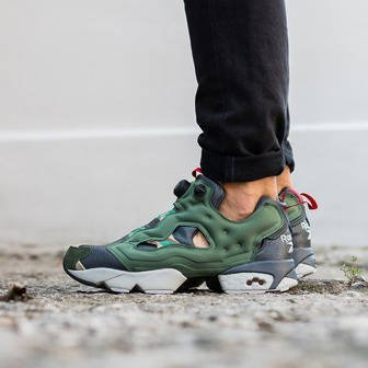 "Men's Shoes sneakers Reebok Instapump Fury OG ""Villains Pack"" Rocksteady AR1448"