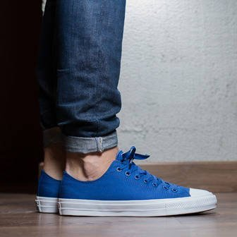 Men's Shoes sneakersConverse Chuck Taylor All Star II OX Sodalite 150152C