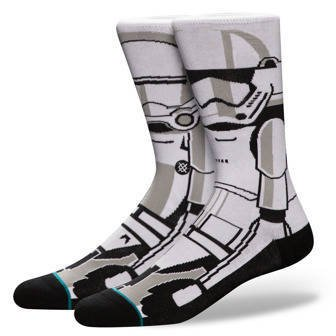 Men's Socks Stance Star Wars Trooper 2 M545C16TRO