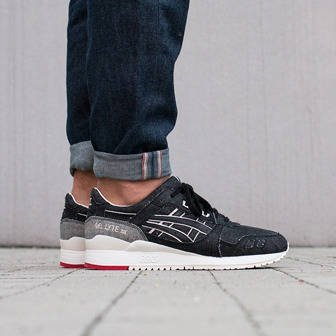 "Men's shoes sneakers Asics Gel Lyte III ""Okayama Denim"" Pack HN6C0 9090"