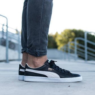Men's shoes sneakers Puma Basket Classic 351912 02