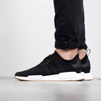 Men's shoes sneakers adidas Originals NMD_R1 Primeknit BY1887