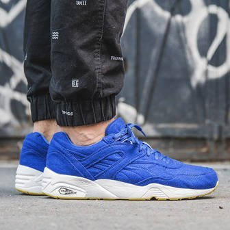 "SNEAKER SHOES PUMA R698 ""BRIGHT PACK"" 358832 02"