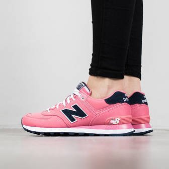 WOMEN'S SHOES NEW BALANCE WL574POP