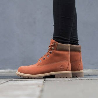 Women's Shoes Timberland 6-IN Premium Waterproof Boot A1BB2