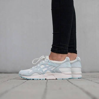Women's Shoes sneakers Asics Gel Lyte V Crystal Blue H6T5L 3713