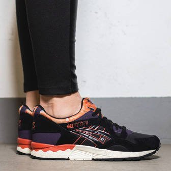 Women's Shoes  sneakers Asics Gel Lyte V Storm Pack H602N 9090