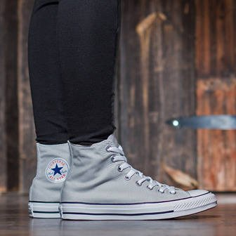 Women's Shoes sneakers Converse Chuck Taylor All Star Hi 151170C