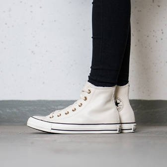 Women's Shoes sneakers Converse Chuck Taylor All Star Winter Knit + Fur Hi 553367C