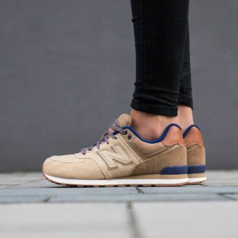 Women's Shoes sneakers New Balance KL574NMG