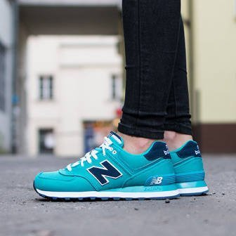 Women's Shoes sneakers New Balance Polo Pack WL574POA