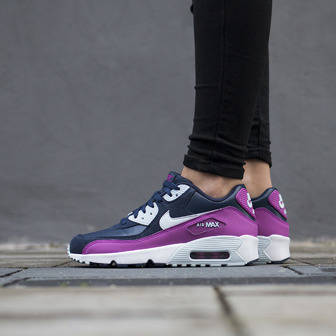 Women's Shoes sneakers Nike Air Max 90 (GS) 833376 402