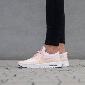 Women's Shoes sneakers Nike Air Max Thea Print (GS) 834320 100