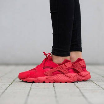 Women's Shoes sneakers Nike Huarache Run (GS) 654275 600