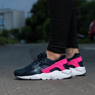 Women's Shoes sneakers Nike Huarache Run (GS) 654280 406