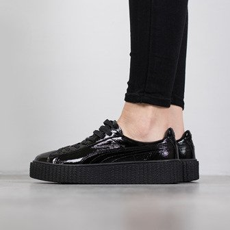 Women's Shoes sneakers Puma Creeper Wrinkled Patent X Fanty By Rihanna 364465 01