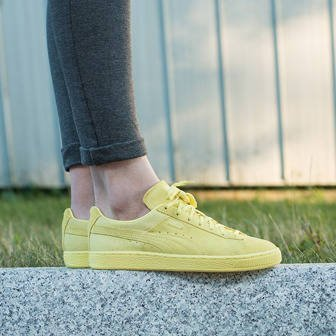 Women's Shoes sneakers Puma Suede Classic Casual Emboss 361372 07