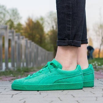 Women's Shoes sneakers Puma Suede Classic Colored 360584 01