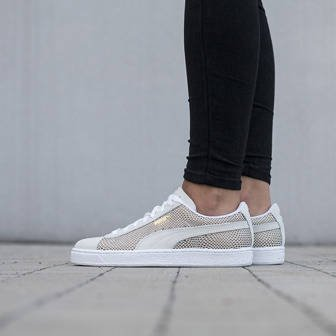 Women's Shoes sneakers Puma Suede Gold 361862 02