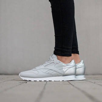 Women's Shoes sneakers Reebok Classic Leather Matte Shine AR3072