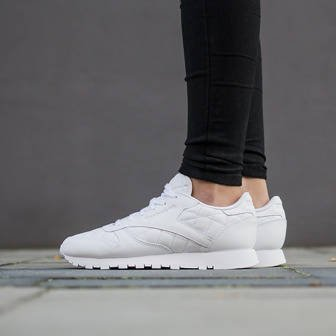 Women's Shoes sneakers Reebok Classic Leather Qulited AR1262