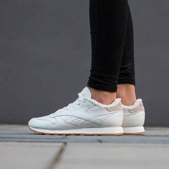 Women's Shoes sneakers Reebok Classic Leather Sherpa Pack Bd1283
