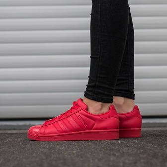 Women's Shoes sneakers adidas Originals Superstar Glossy Toe S76724