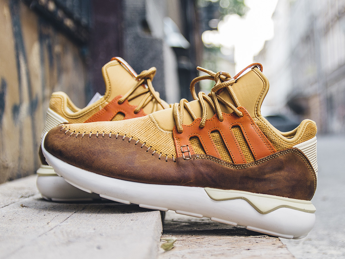 Adidas Originals Tubular Moc Runner - Men's