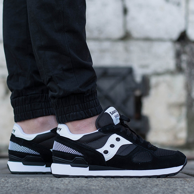Saucony Shadow Black byde-a-whyle.co.uk 8813db15a