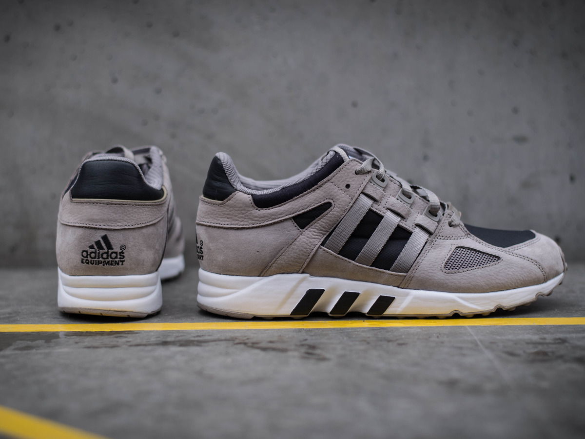 Adidas EQT Support Ultra (Core Black & White) End