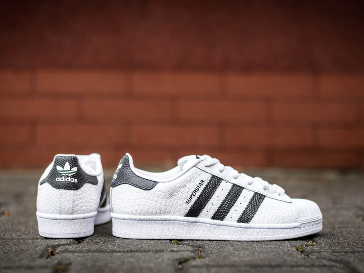 Adidas Superstar Animal Shoes