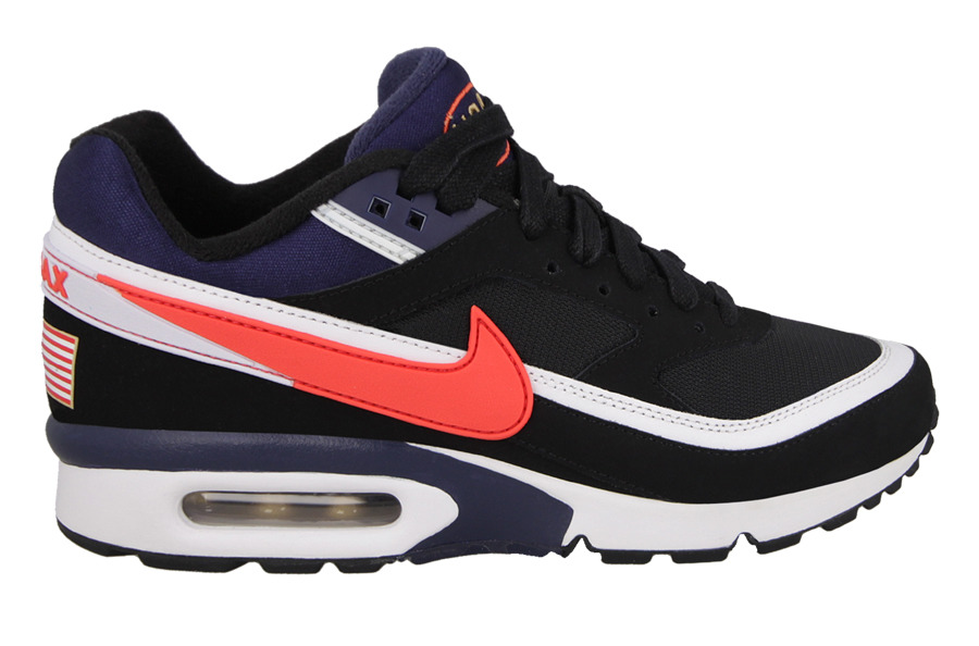 men 39 s shoes sneakers nike air max bw premium usa olympic. Black Bedroom Furniture Sets. Home Design Ideas
