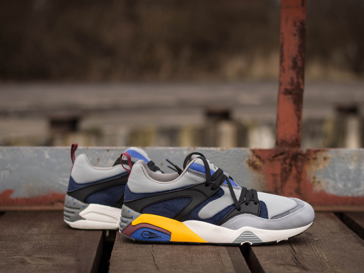 puma blaze of glory women yellow