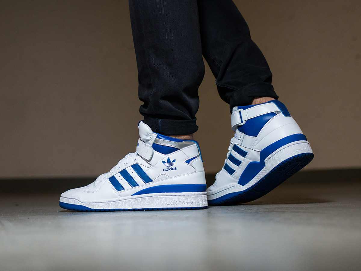 Adidas Shoes Forum Mid Sneakers