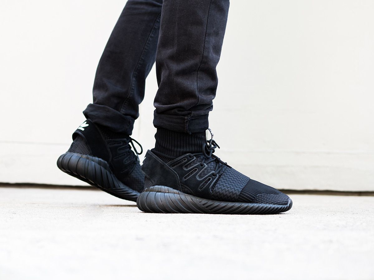 Adidas Tubular Doom Shoes Black adidas UK