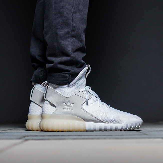 adidas Originals TUBULAR X 2.0 PK Høye joggesko green night