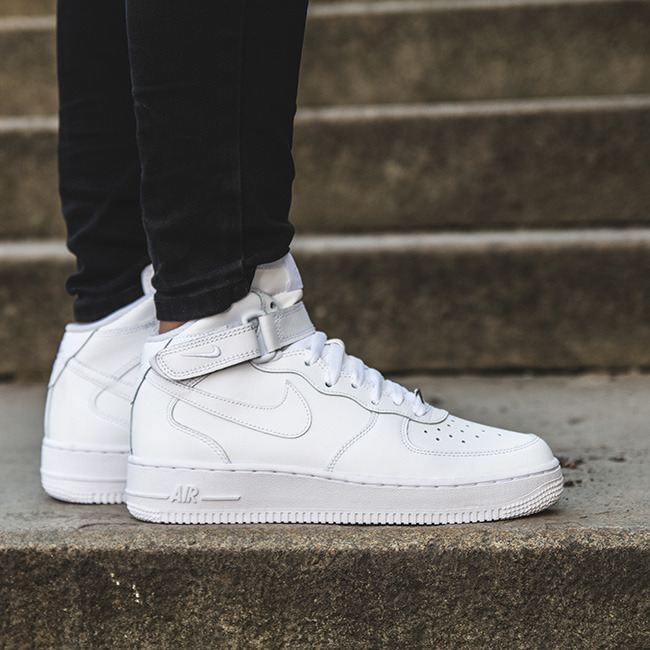 sneaker shoes nike air force 1 mid gs 314195 113