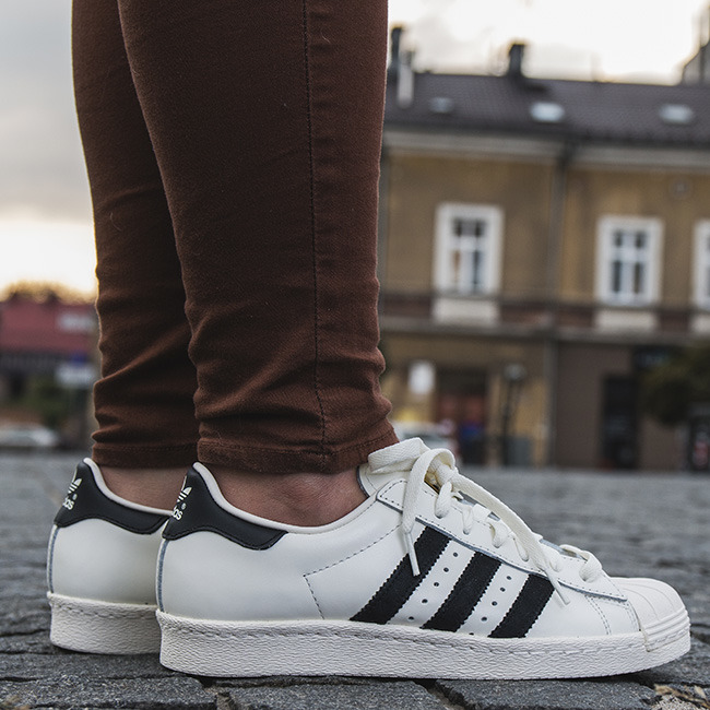 adidas Originals Superstar 80s Brown S75848 Caliroots